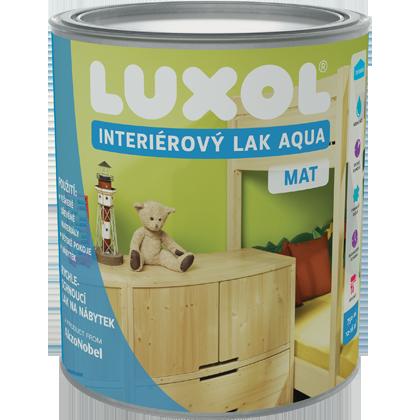 Luxol Interiérový lak AQUA