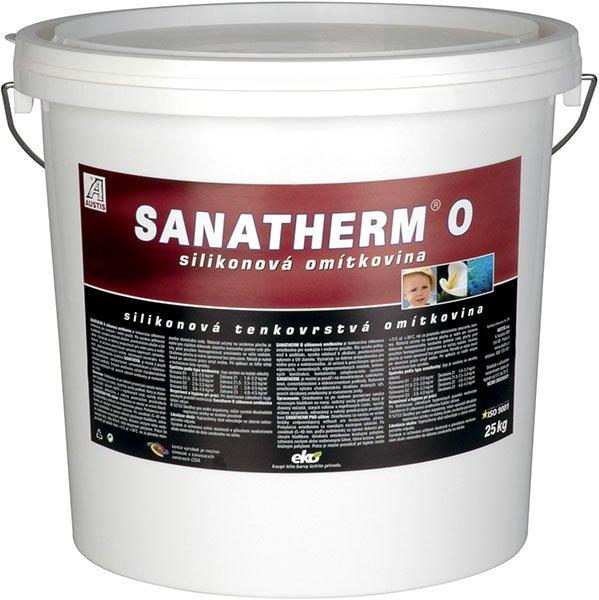 Sanatherm O silikonová omítkovina