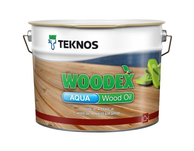 Woodex aqua wood oil