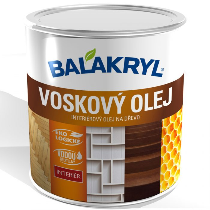Balakryl voskový olej
