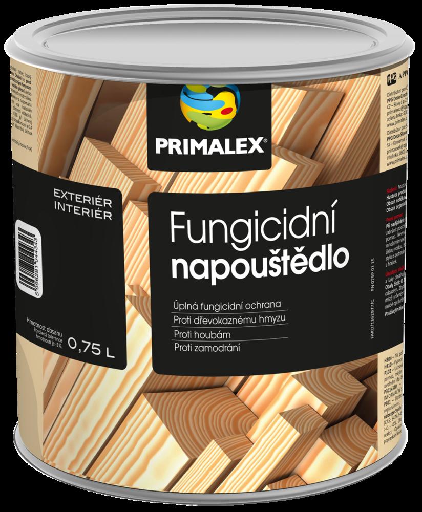 Primalex fungicidní napouštědlo na dřevo