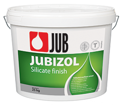 JUBIZOL Silicate finish T