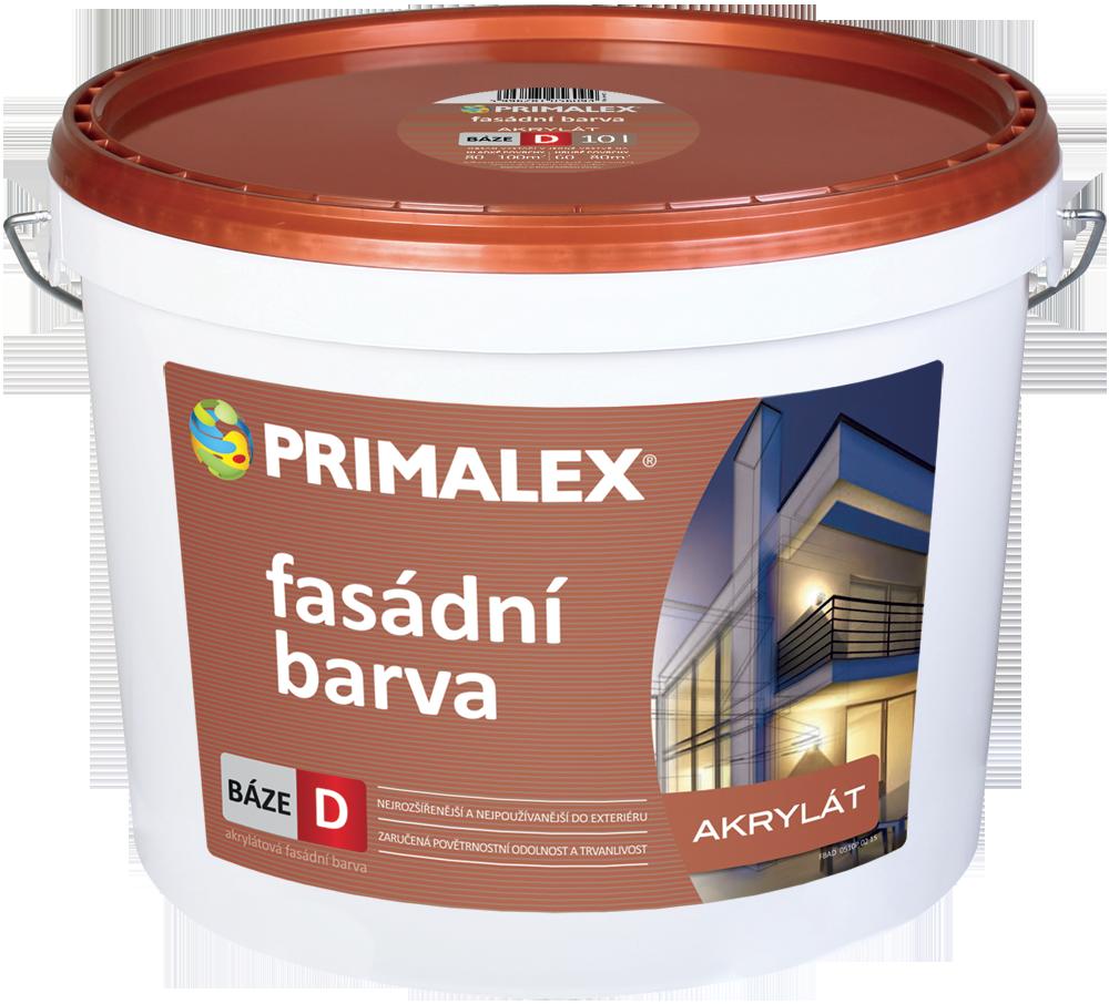 Primalex Akrylátová fasádní barva