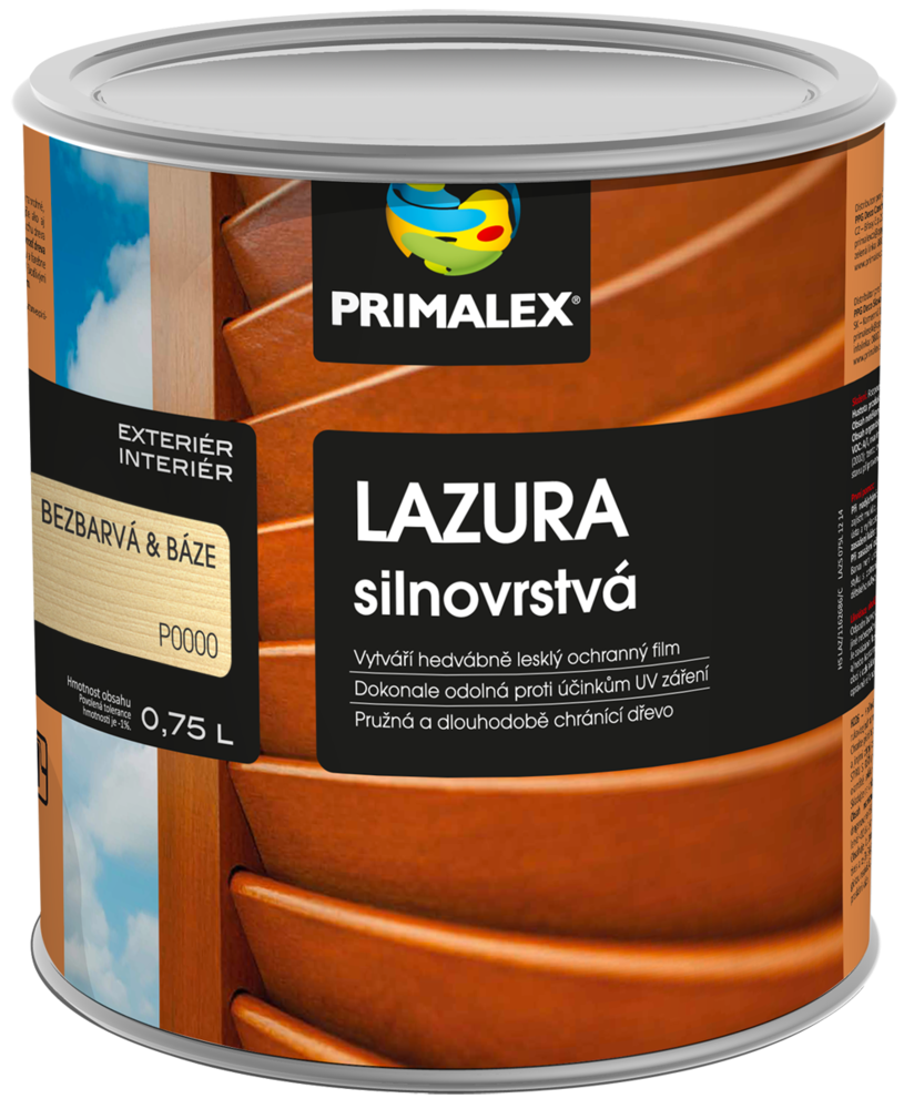 Primalex lazura silnovrstvá