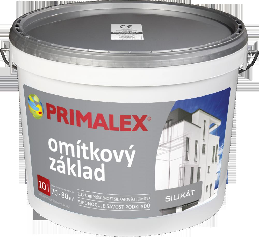 Primalex silikátový omítkový základ