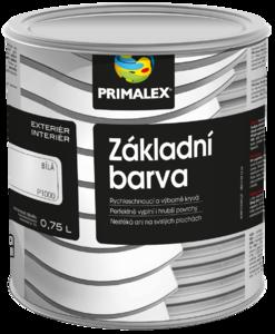 Primalex zakladní barva na dřevo