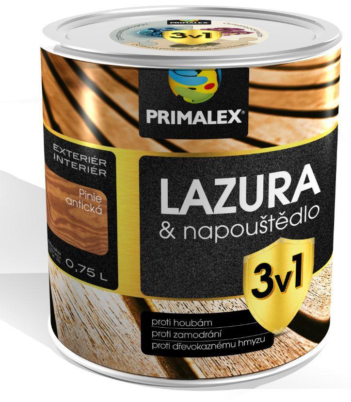Primalex lazura 3v1